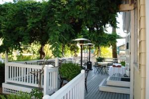 Four Swallows Restaurant Bainbridge Island