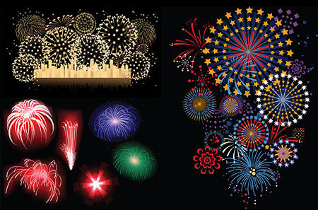 fireworks-free-vector